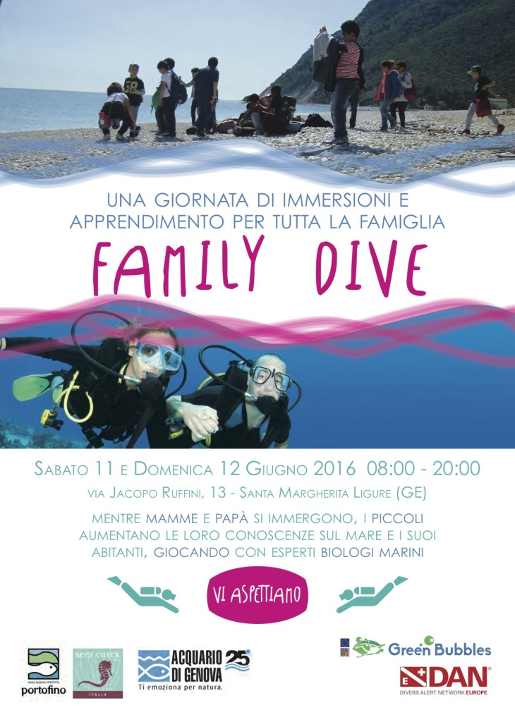 Family Dive June 2016sm