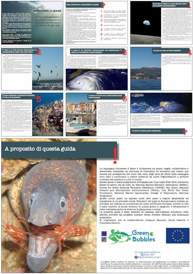 Ocean Literacy Italian