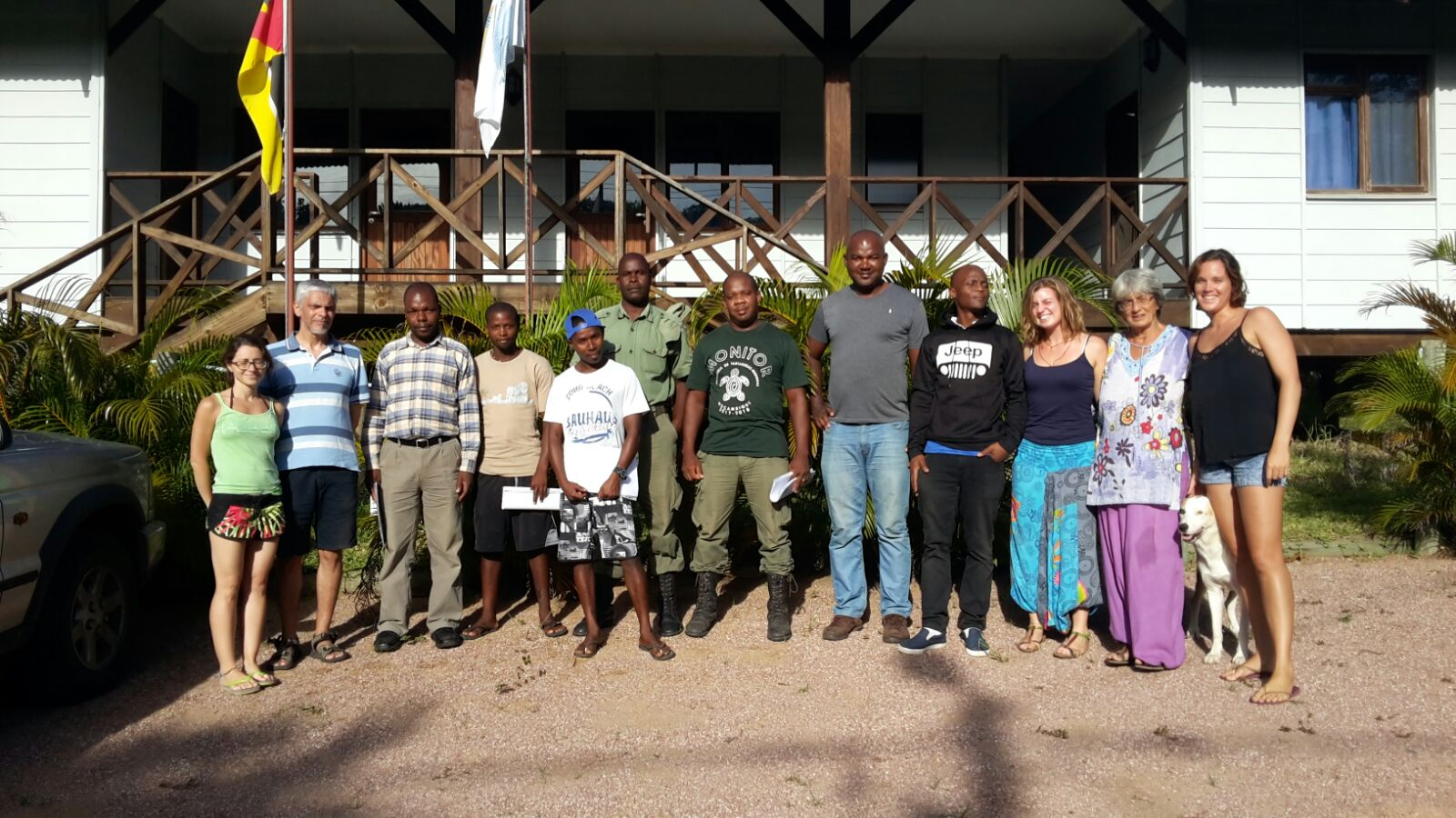 Workshop, Ponta do Ouro, Mozambique, Ocean Literacy, Citizen Science