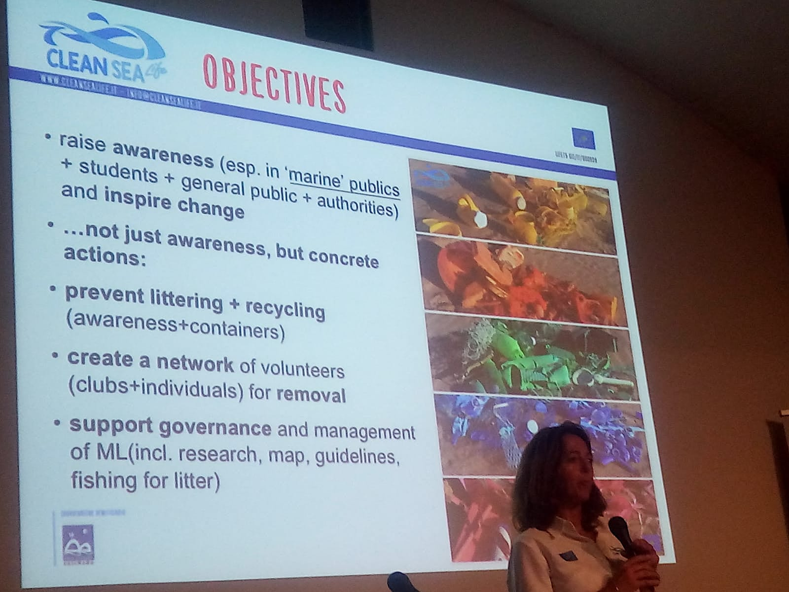 Green Bubbles, Sustainability Workshop